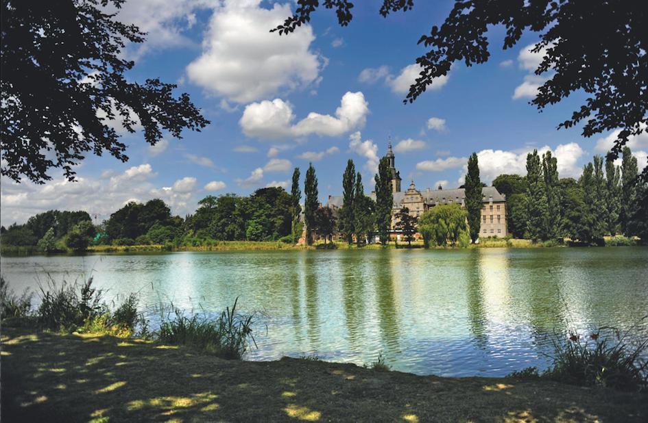Groene plekjes,ELLE-redactie,abdij van het park,heverlee,leuven