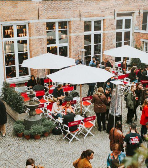 Nieuw in Antwerpen: pop-up cocktailbar Gaspare