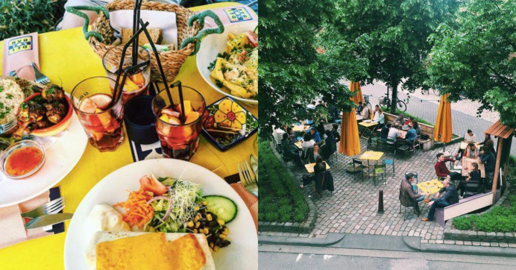 Terrasjes in Leuven Bar del Sol