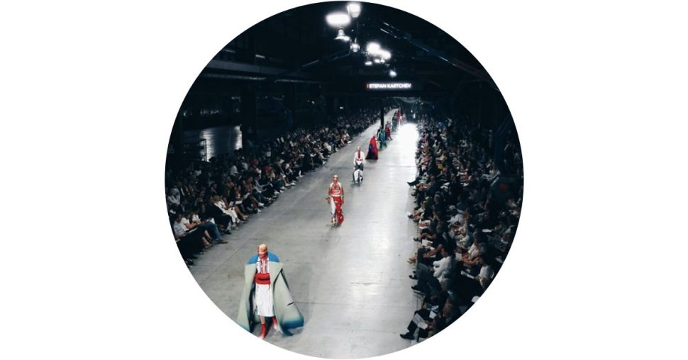 Belgische eindejaarsdefilés Modeacademie KASK