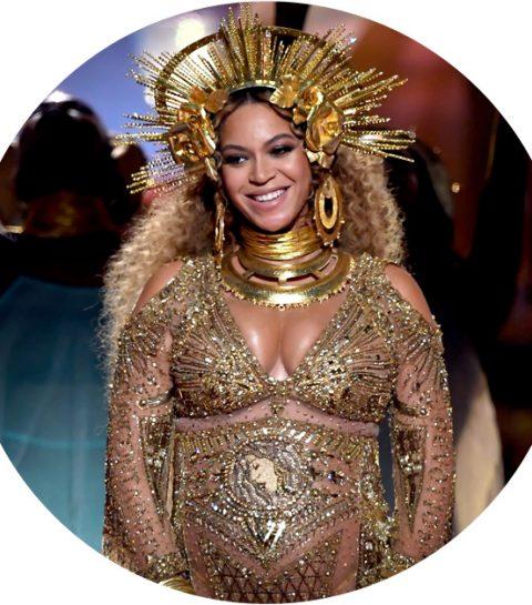 In beeld: Beyoncé beleeft de babyshower van je dromen