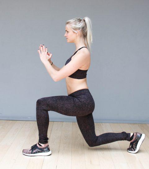Bikini Body Challenge: deze oefening moet je doen voor slanke bovenbenen