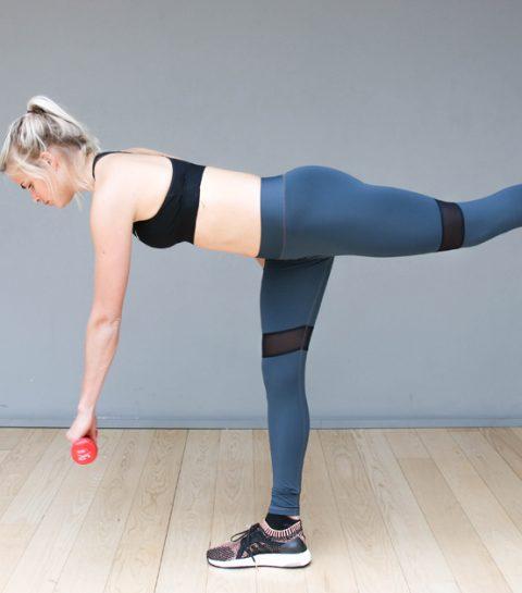 Bikini Body Challenge: hardcore core-oefening