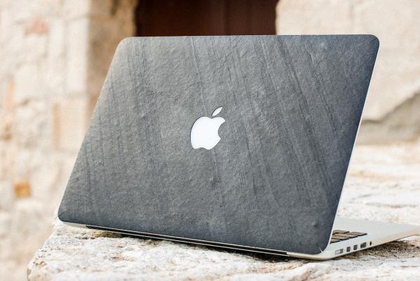 Bambooti stenen marmeren laptopcase