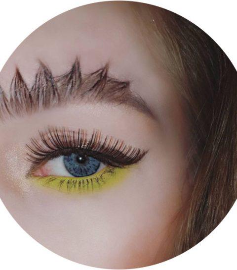 Dragon brows zijn de nieuwste wenkbrauw trend