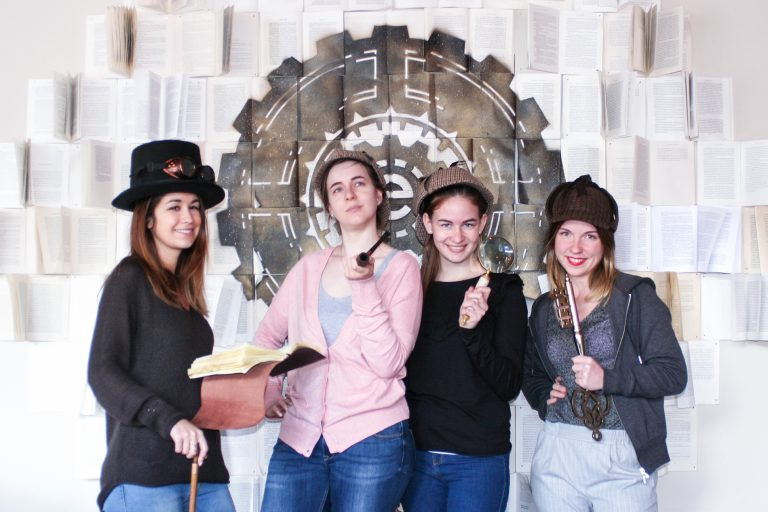 Escape Rooms in Brussel Enygma
