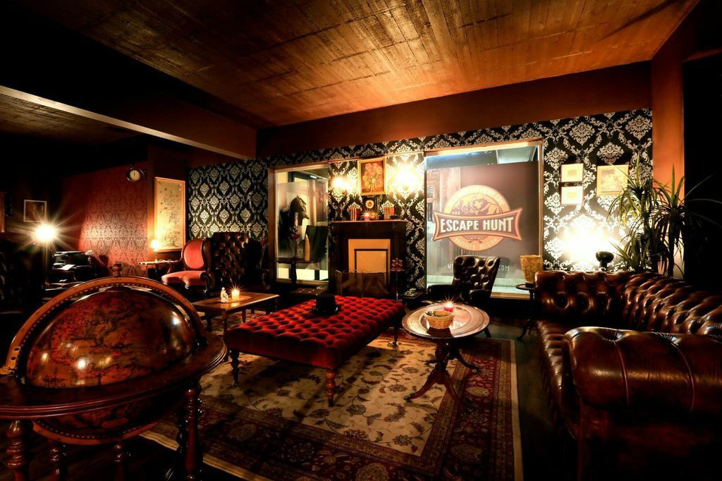 Escape Rooms in Brussel The Escape Hunt Experience