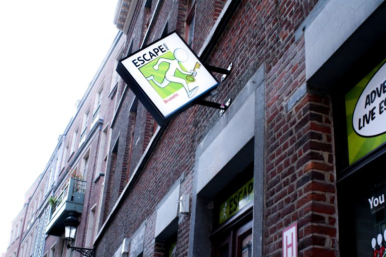 Escape Rooms in Brussel Escape Prod
