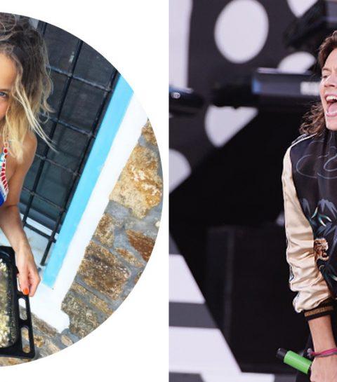 Deze knappe blogger is de nieuwe vriendin van Harry Styles