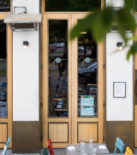 Nieuw in Antwerpen: fushion restaurant Jinza