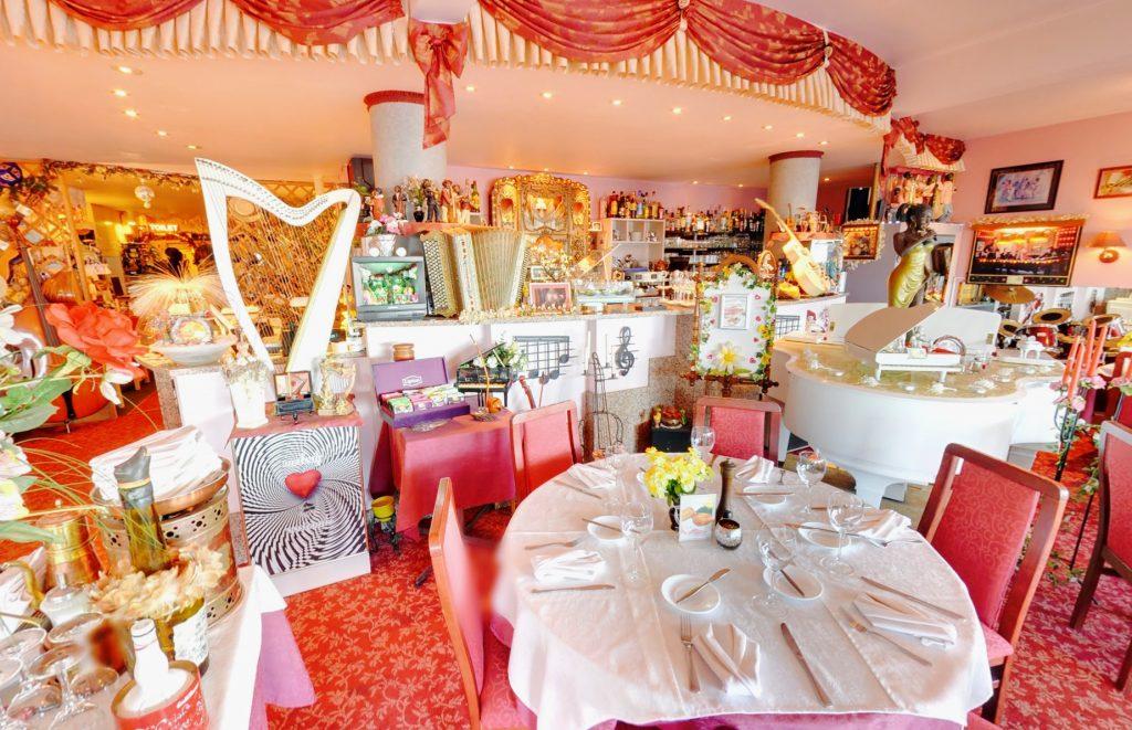 kitsch activiteit locatie tearoom melody oostende restaurant eddy wally