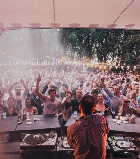 Kleinhouse Open Air verrast de 'curieuze' festivalganger