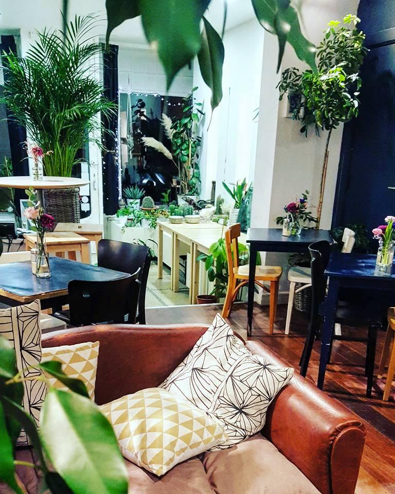 The Little Green Shop, Brussel