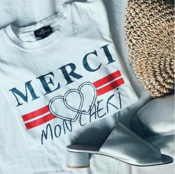 merci-mon-cheri-topshop-slogan-tshirt-shop
