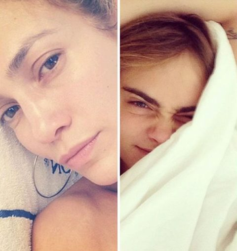 10 poseertips voor de perfecte no make-up selfie
