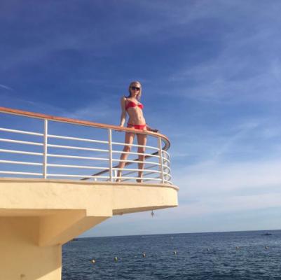 Sterren in Cannes Andreja Pejic
