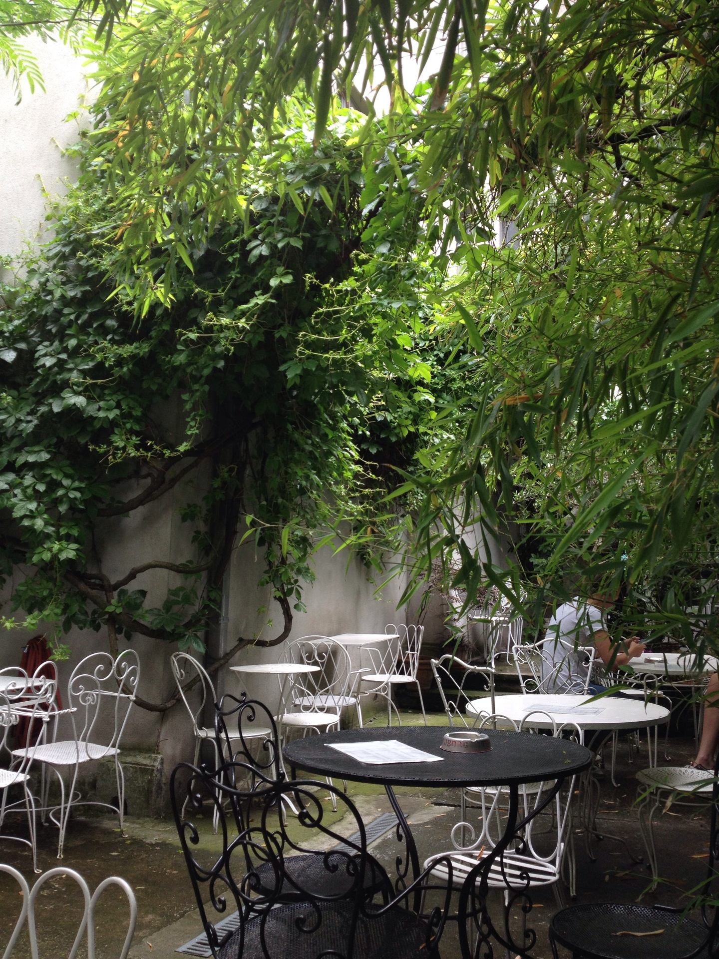 Groene plekjes,Take 5 minutes in Paris,Antwerpen,bar,Kloosterstraat