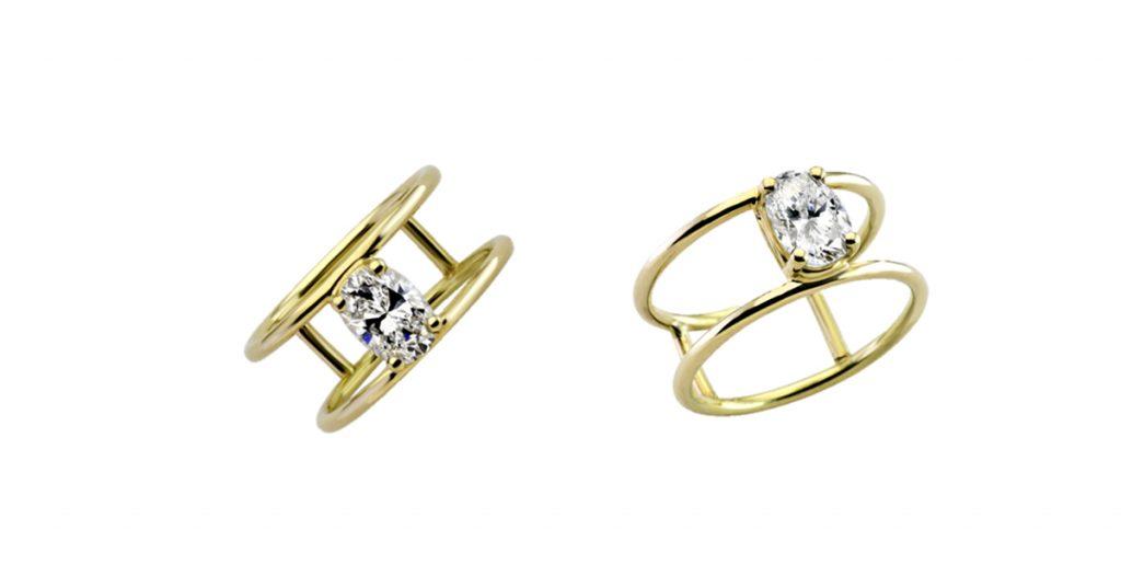 verlovingsring diamant stavros sisters