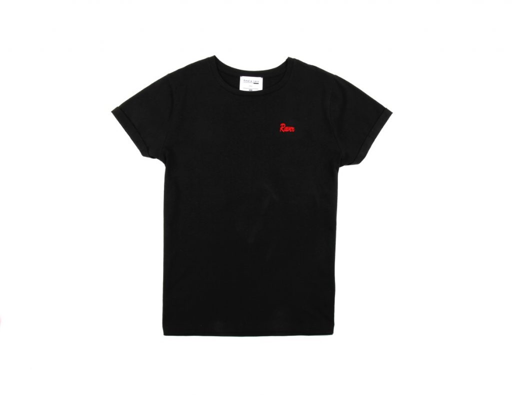 AmelieLensxCKS_tshirt_black_2€36,99