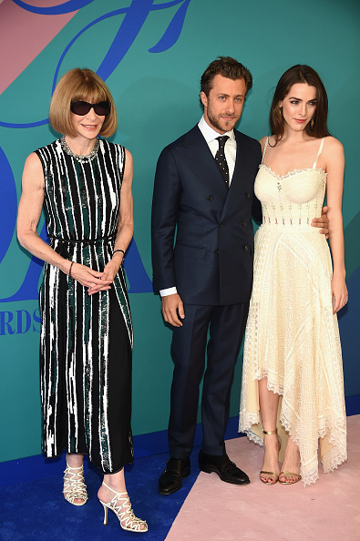 Anna-Wintour,Bee-Shaffer,Francesco-Carrozzini,Franca-Sozzani,CFDA-awards,Amerikaanse-modeprijzen,New-York
