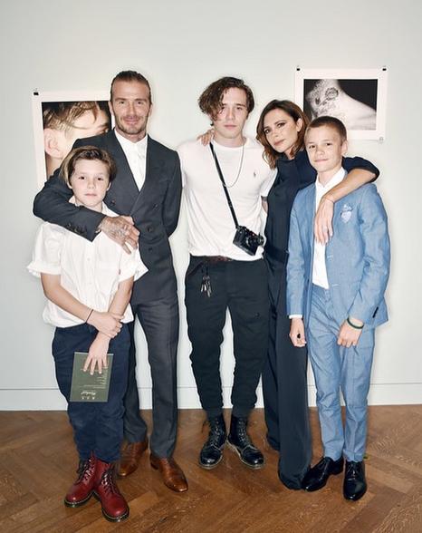 Brooklyn Beckham,David Beckham,Victoria Bekcham,boek,foto,fotoboek,Christie's,What I See,fotografie