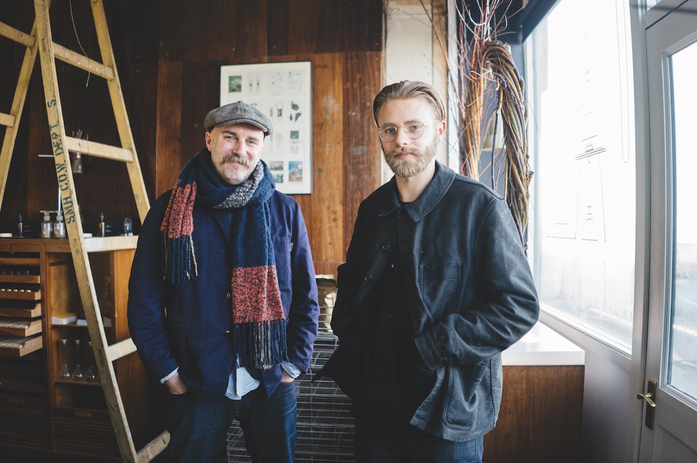 Dom Bridges en Alex Verier