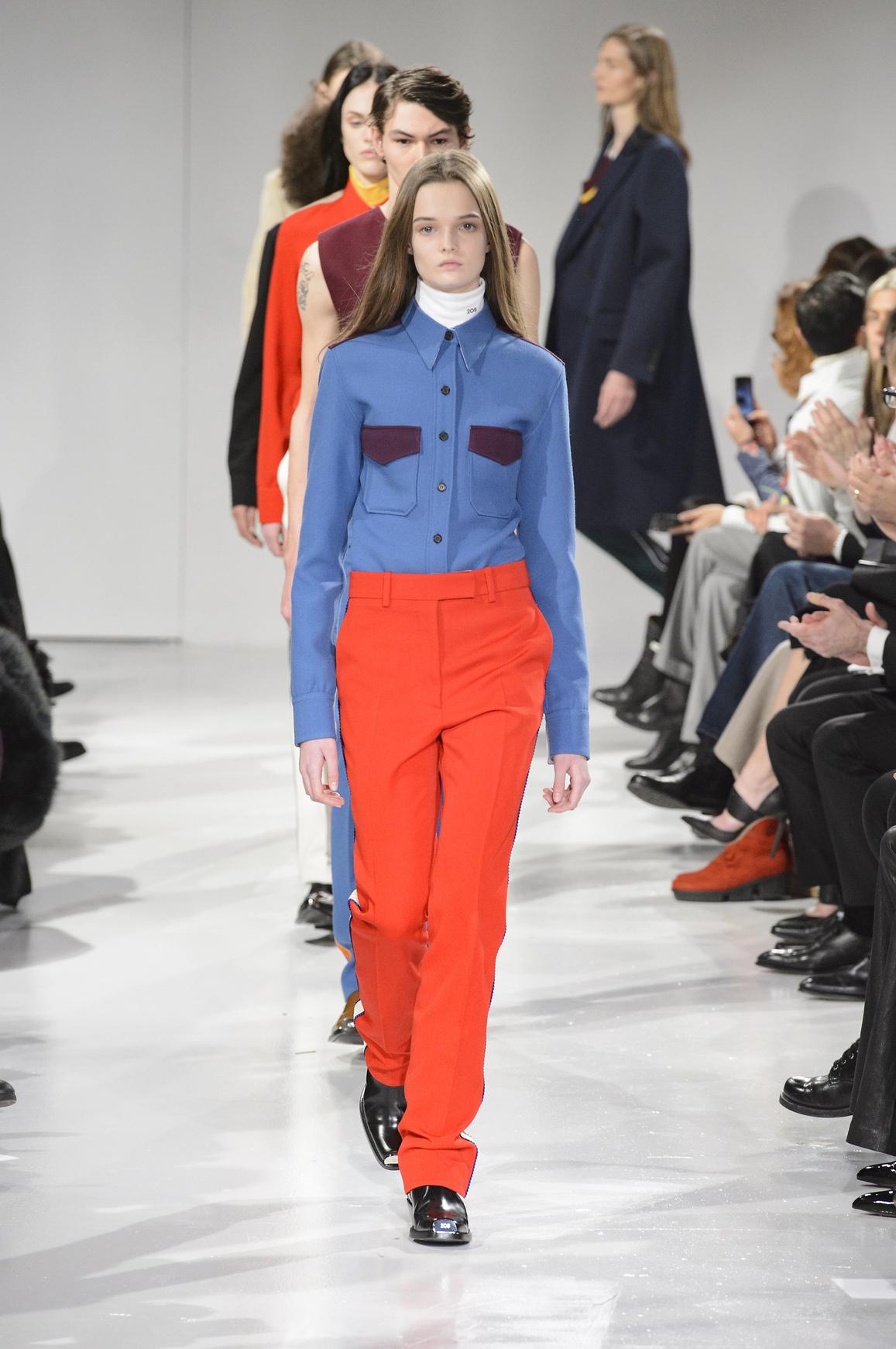 Raf Simons,Calvin Klein,FW17,Antwerpen,New York,Vlaamse Cultuurprijzen,ultima