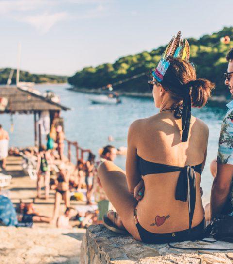 Dit zijn de mooiste beach festivals van Europa