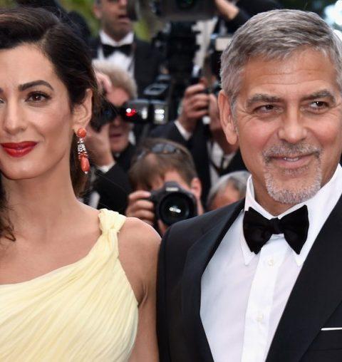 Zo ziet de Clooney tweeling eruit