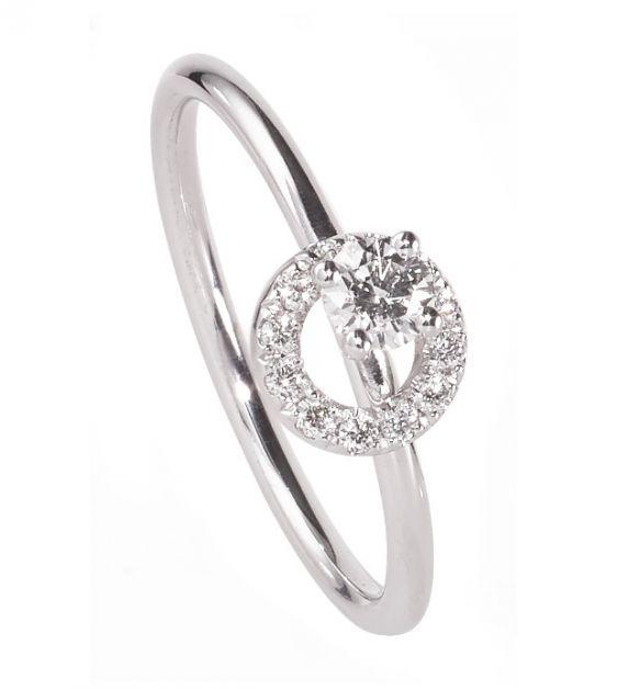 belgische verlovingsring anne zellien diamant
