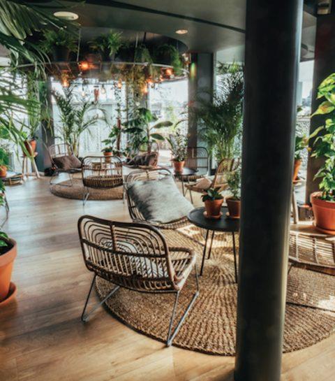 Dit zijn de beste rooftops en zomerbars van Brussel