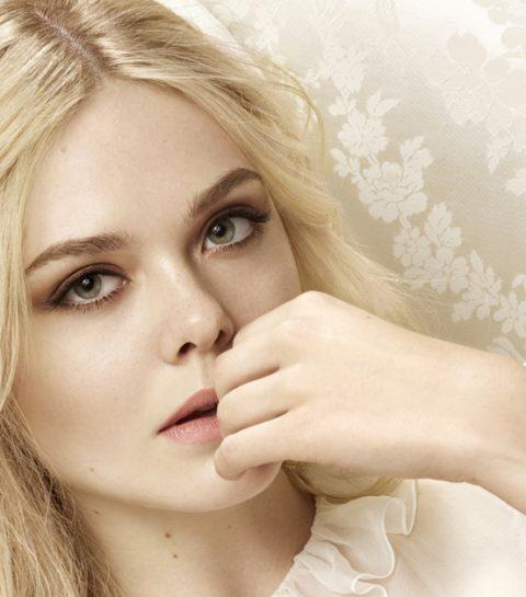 Elle Fanning is het nieuwe gezicht van L'Oréal Paris