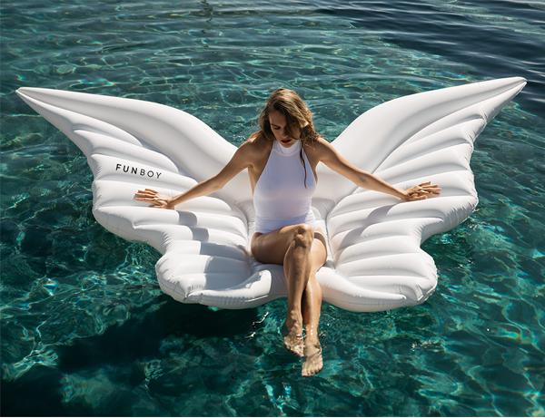 engel vleugels opblaasbaar