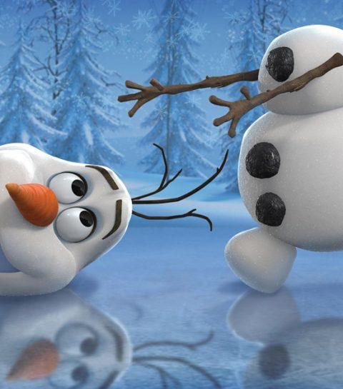 Groot Frozen nieuws: er komt een Olaf film