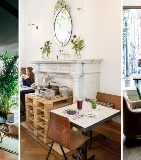 Copy that: 5 Brusselse hotspots met inspirerende interieurs