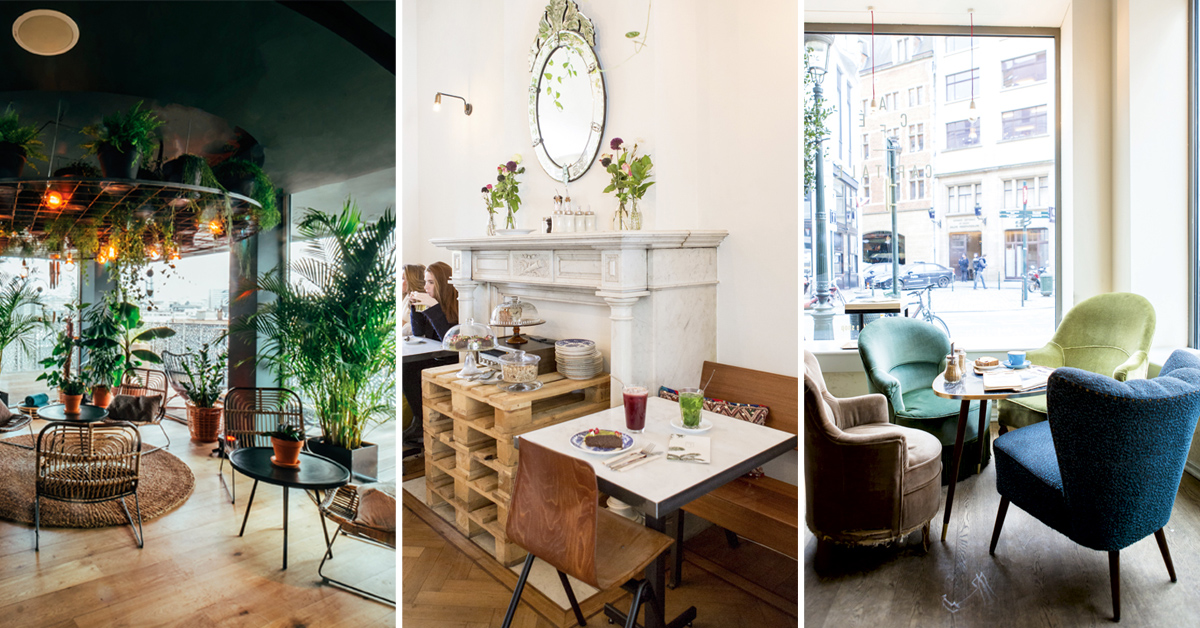 Interieur Inspiratie Hangplanten : Copy that brusselse hotspots met inspirerende interieurs elle be