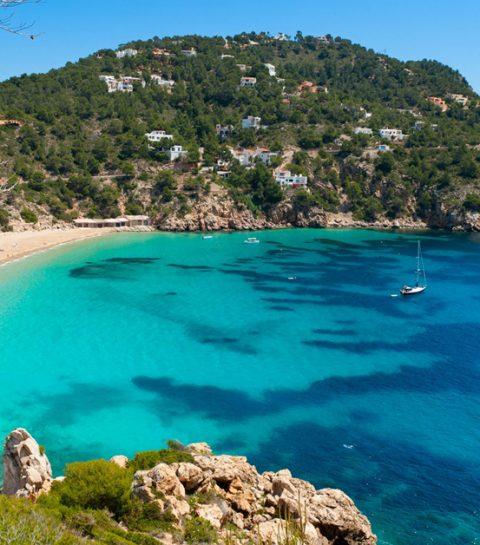 5 hotspots in Ibiza