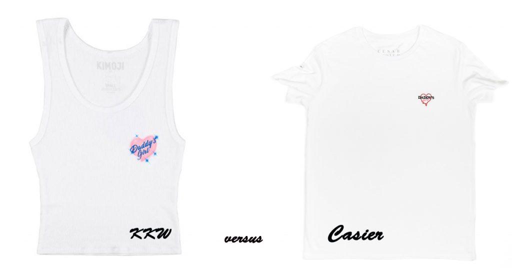 cesar casier kim kardashian t-shirt