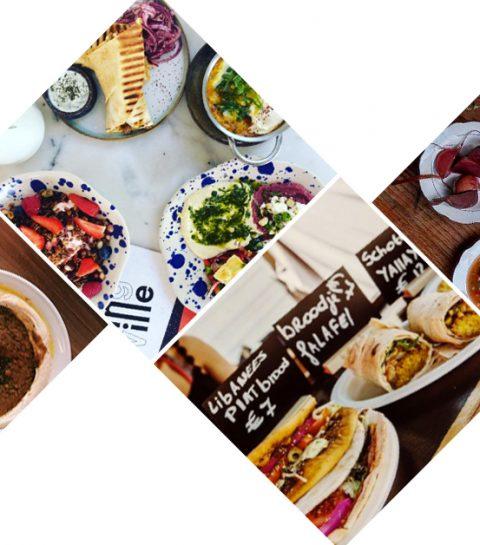 Waar kan je Libanees eten in Antwerpen?