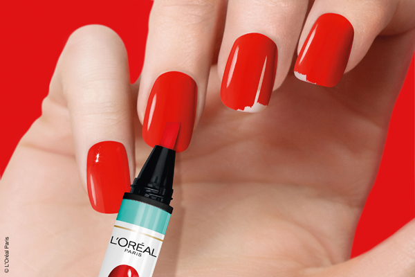 magic mani l'oréal nagellak