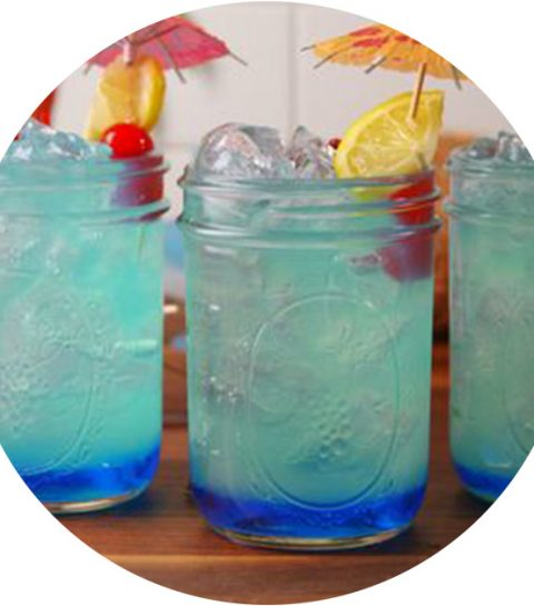 Recept: overheerlijke mermaid lemonade