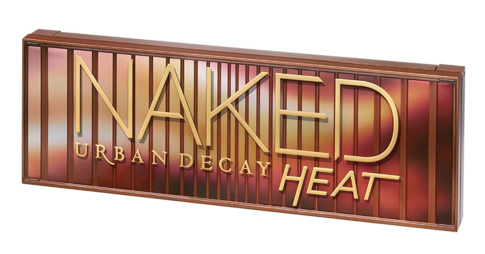 naked the heat urban decay palette