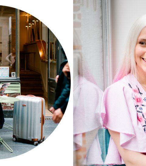 Travelista's: selfmade girlbosses en hun koffer