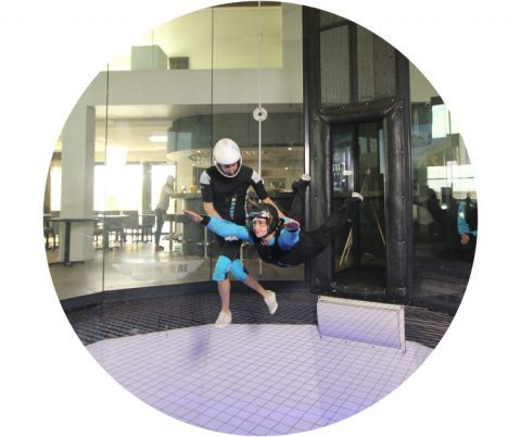 Uitgetest: Airspace Indoor Skydiving in Charleroi