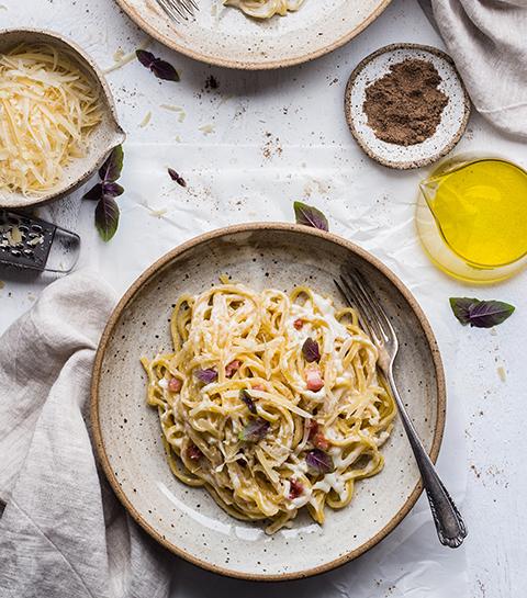 5 gezonde varianten van jouw favoriete pastarecepten