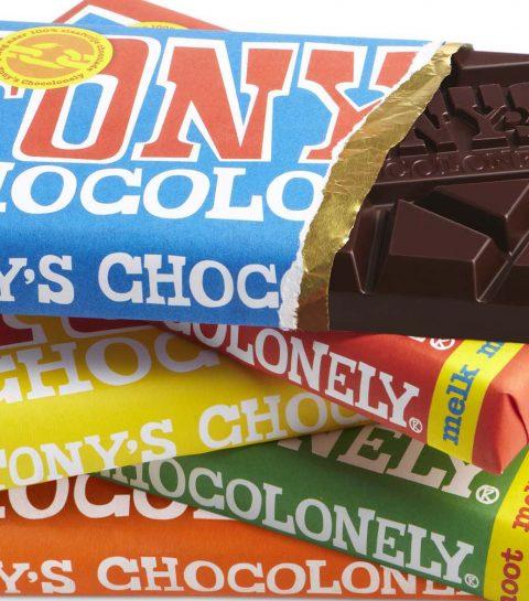Driemaal raden wat de nieuwe smaak van Tony's Chocolonely is