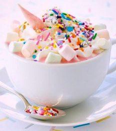 Unicorn Frapuccino : recept