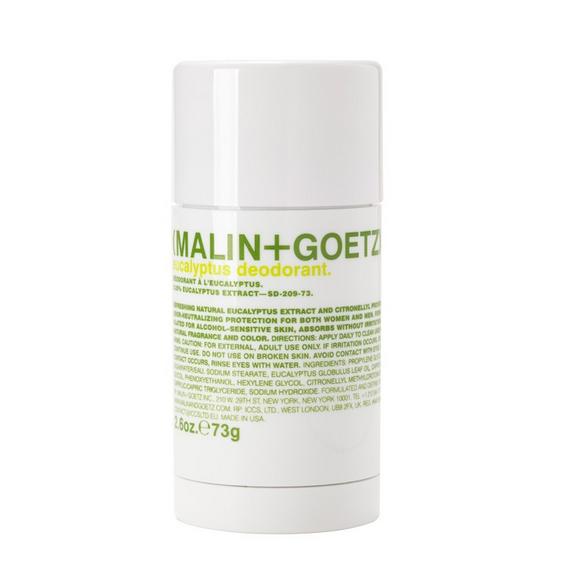 zomerse geurtjes malin goetz deodorant