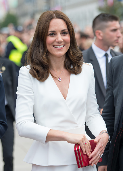 The Duke And Duchess Of Cambridge Visit Poland – Day 1