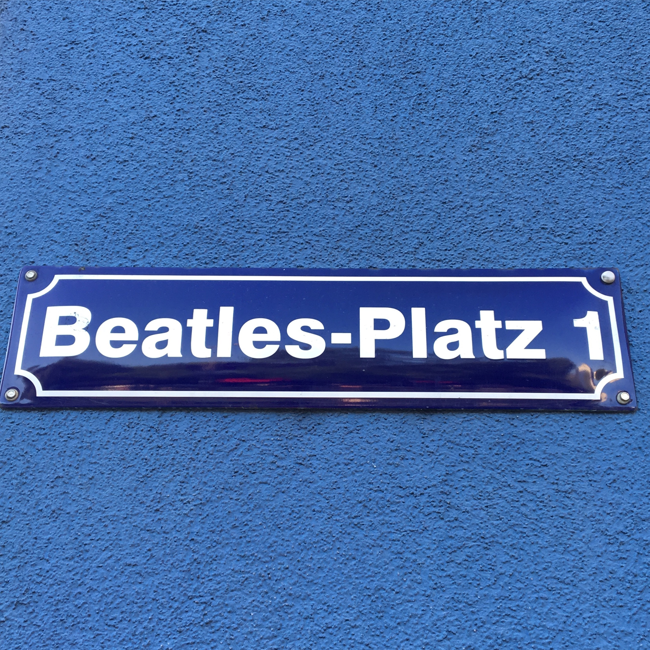 Beatles Platz, Hamburg